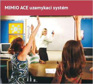 MIMIO ACE uzamykací systém