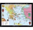 Staroveké Grécko = 158 x 118 cm (nem. j., angl.j.)