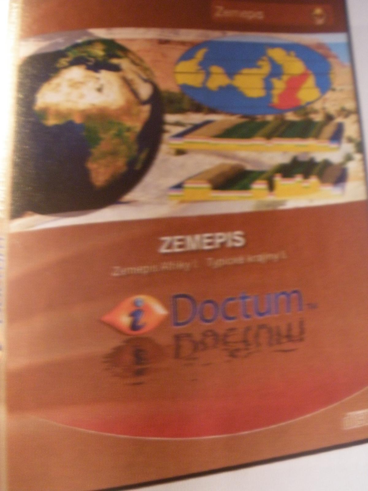Zemepis-Interaktívny software - Afrika I., Typické krajiny I.