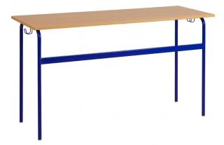 Školský stôl Eliot, dvojmiestny č.3-4