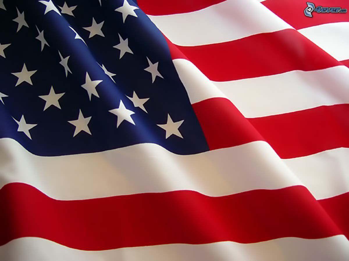 Vlajka USA = 150 x 90 cm