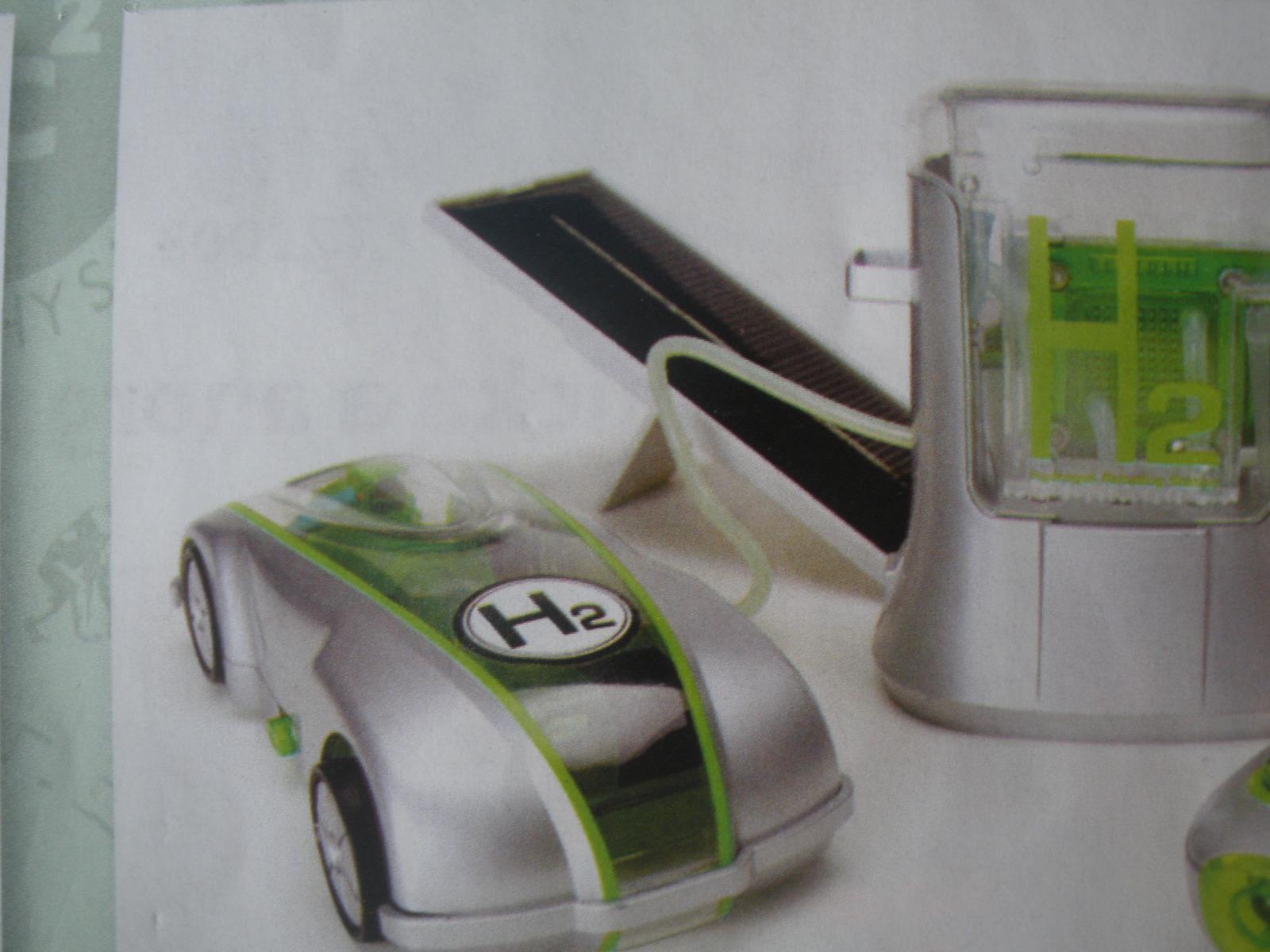 Vodíkom poháňaný automobil