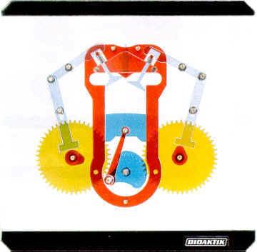 TM2 štvortaktný motor