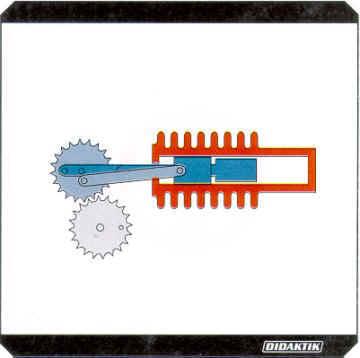 TM24 Stirlingov motor