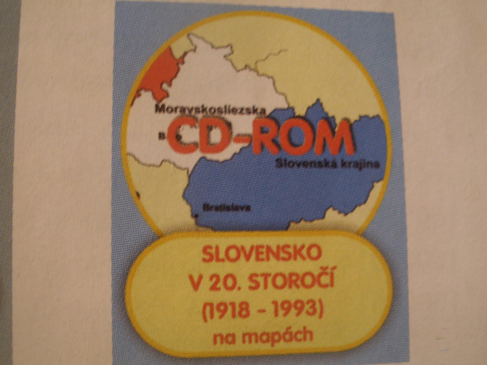 Slovenské dejiny 20.stor. na mapách (1918-1993)