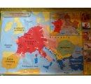 Európa aFranská ríša v8.-9.storočí