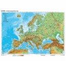 Európa všeobecnogeografická/politická