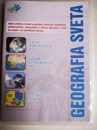 D7-02 Zem ako vesmírne teleso, Západná astredná Afrika ,Alpy, Stredná Európa
