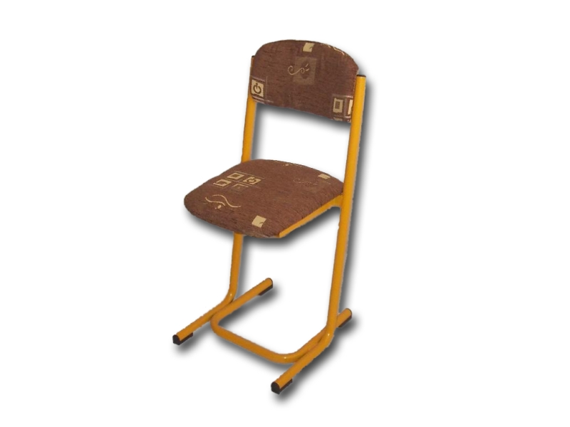 Učiteľská stolička Karst, čalúnená