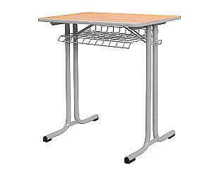 Školský stôl jednomiestny rastúci Karst č.3-4