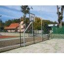 Basketbalová konštrukcia streetball - exteriér (ZN), vysadenie 1,2 m + puzdro, CERTIFIKÁT