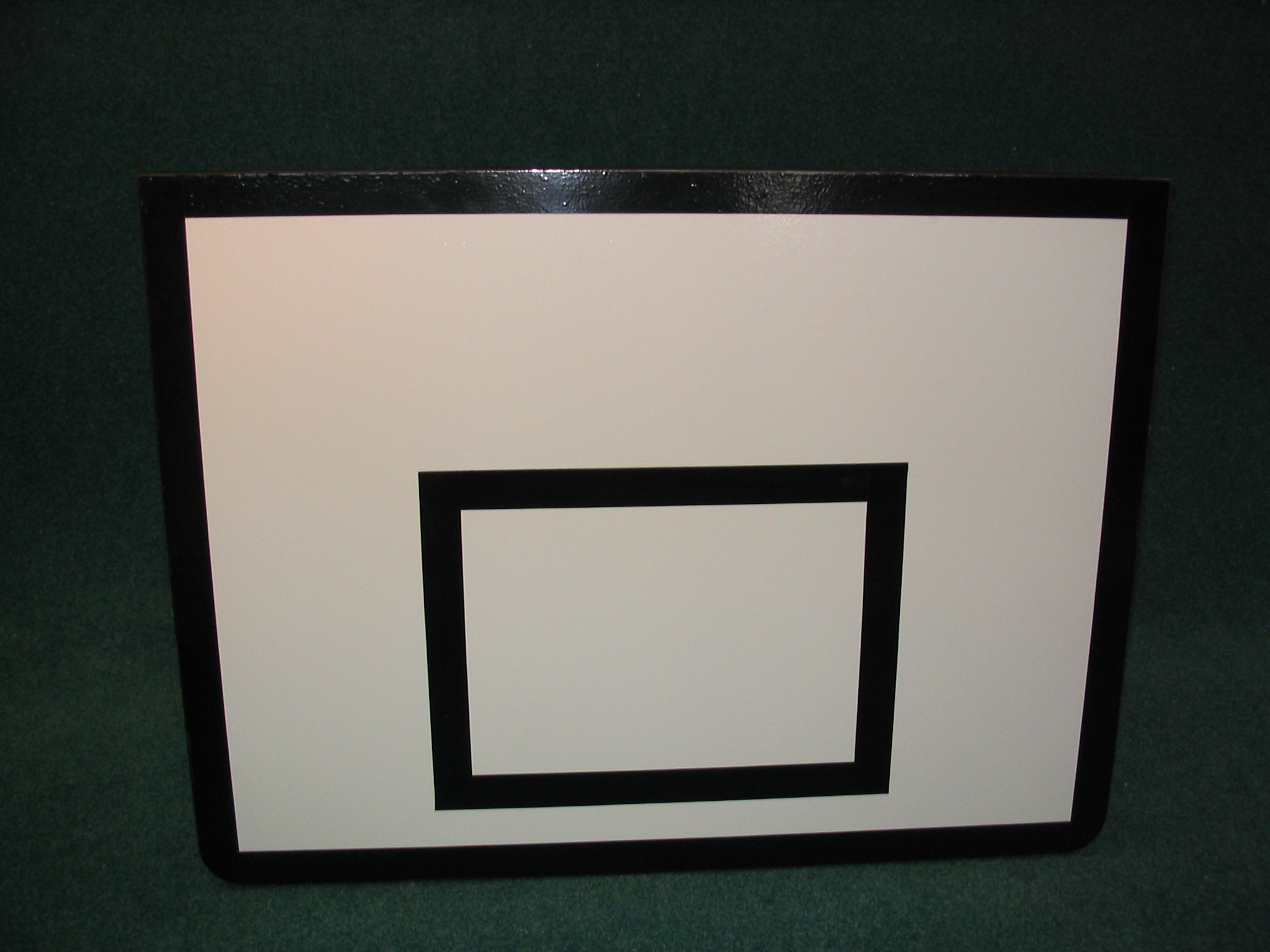 Basketbalová doska = 120 x 90 cm ,vonkajšia