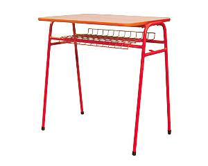 Školský stôl KLASIC, jednomiestny,č.3-6 s drôtenou policou