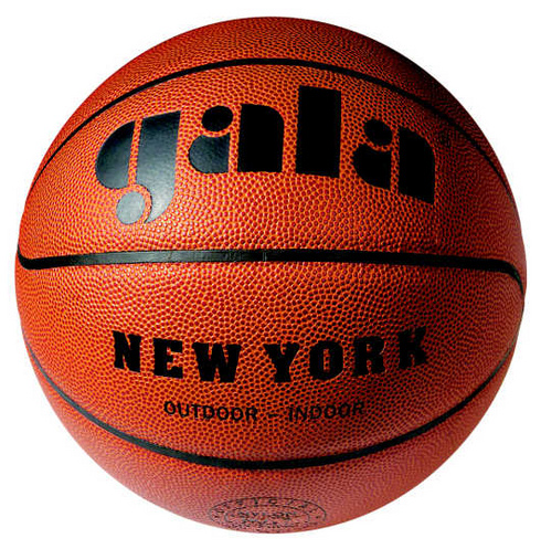 Basketbalová lopta New York Gala č. 5