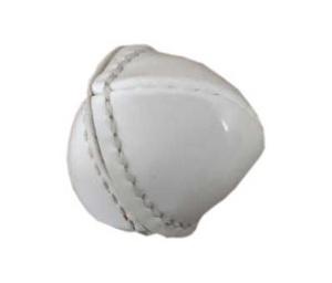 Kriketová loptička, koža