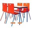 Jedálenský stôl  6miestny 120x80x76cm, obdĺžnikový