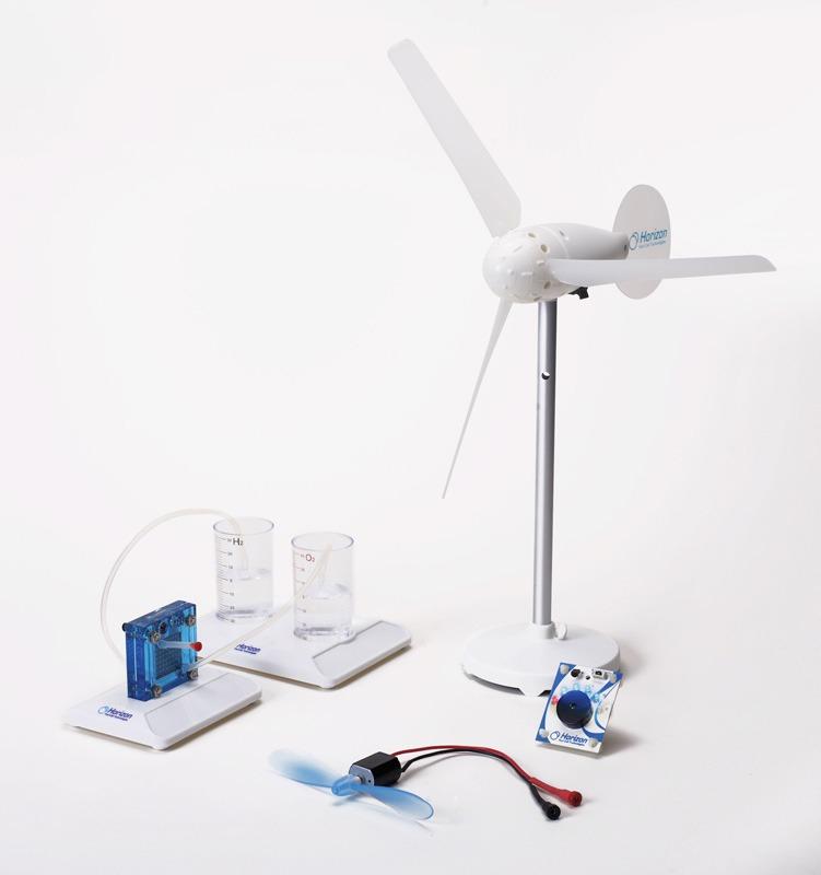 Sada vodnej a veternej energie