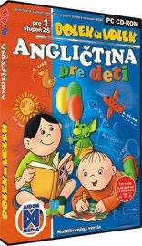Angličtina pre deti (pre 1. stupeň ZŠ)