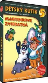 TS Detský kútik 5 - Martinkove zvieratká - Multi