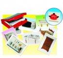 Fotografie predmetov v domácnosti (50 ks)