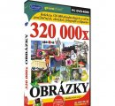 Obrázky, fotografie, cliparty - DVD - Multi, menu v AJ (320 000ks)