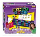 Palice na uľahčenie schopnosti čítania, sada tvorenia slov v anglickom jazyku.