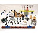 Mechanika, dynamika a akustika súprava
