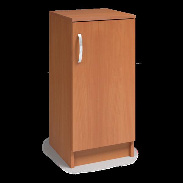 610004 Skrinka 2R policová dvierka Ľ,P úzka, 85 x 40 x 40 cm