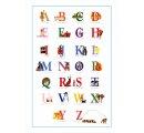 Anglická ABC s obrázkami
