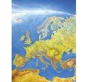 Európa z vesmíru - bez popisov