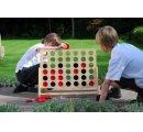 Amoeba (Štyri v jednom rade) – drevená hra