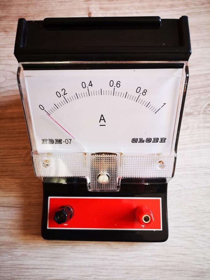 Ampérmeter 0-1A
