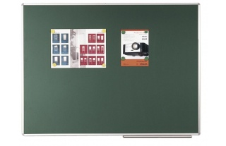 Keramic Štandard-zelená, magnetické s keramickým povrchom,popisovatelné kriedou 180x100 cm