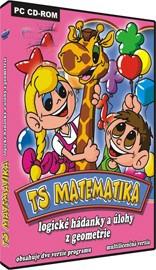 TS Matematika  - Logické úlohy a hádanky z geometrie