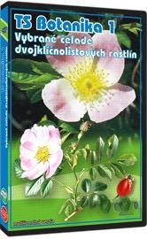 TS Botanika 1 – Vybrané čeľade dvojklíčnolistových rastlín - NOVINKA