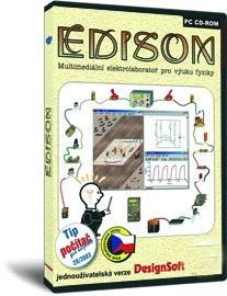EDISON 4.0 - Virtuálne elektrolaboratórium na fyziku-5 užívateľov