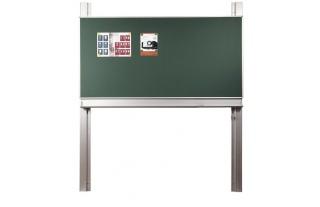 Pylónová tabuľa S41, 400x100cm,biele alebo zelené s mag.a keramickým povrchom