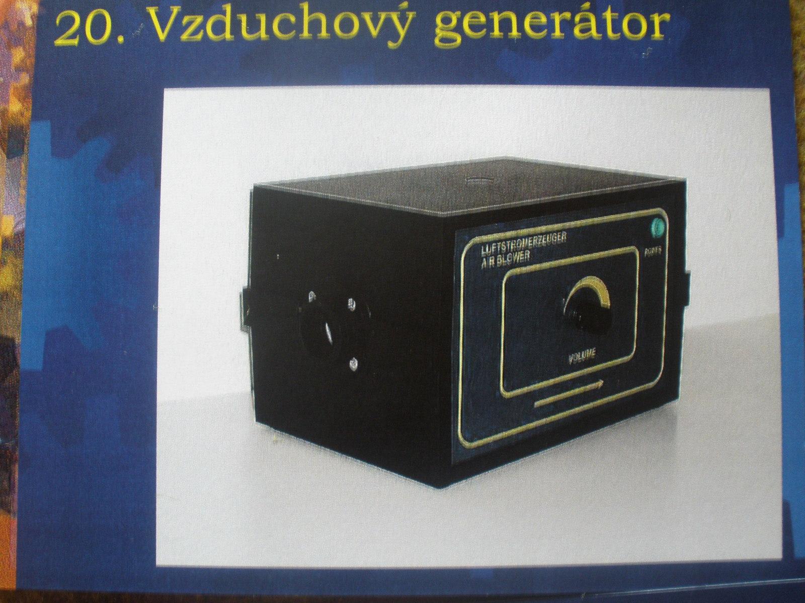 Vzduchový generátor