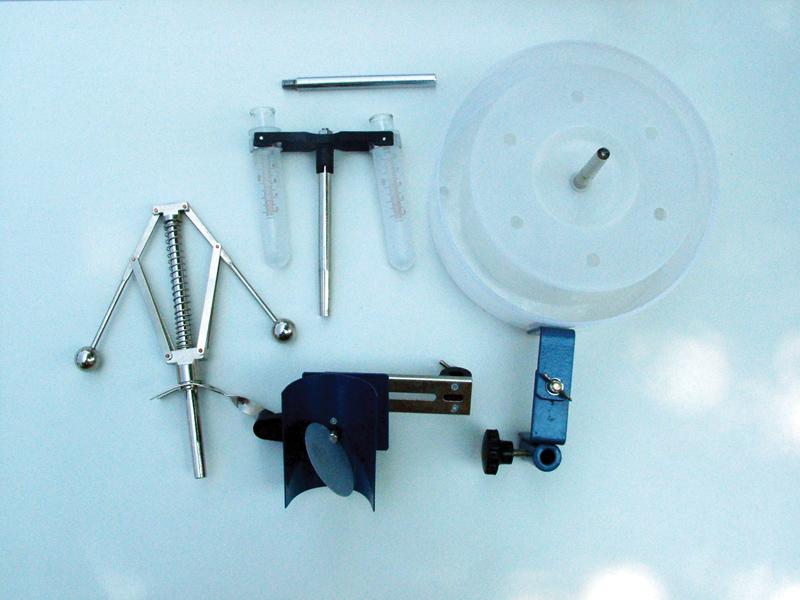 Prístroje fungujúce na princípe odstredivej sily I.