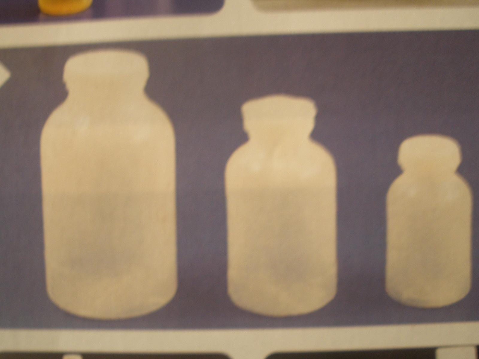 PE flaša 0,5L s uzáverom