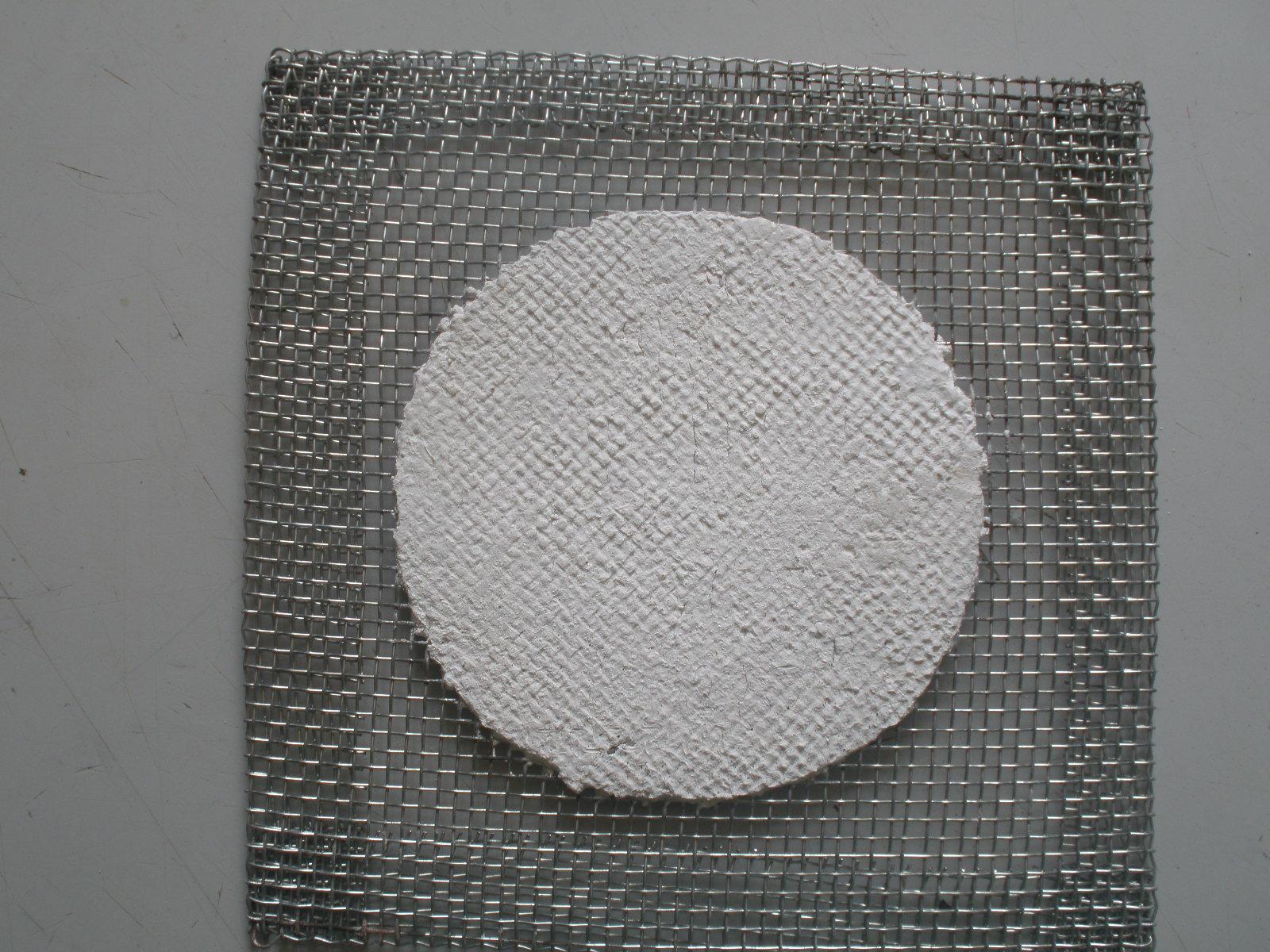 Sieťka s keramickým stredom 10x10cm